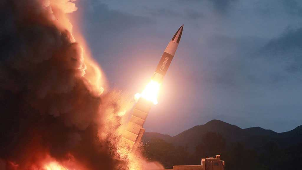 S Korea: N Korea Fires Unidentified Projectiles