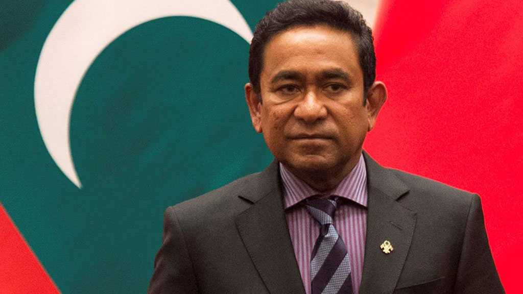 Maldives Ex-President Sentenced to Five Years for Money Laundering