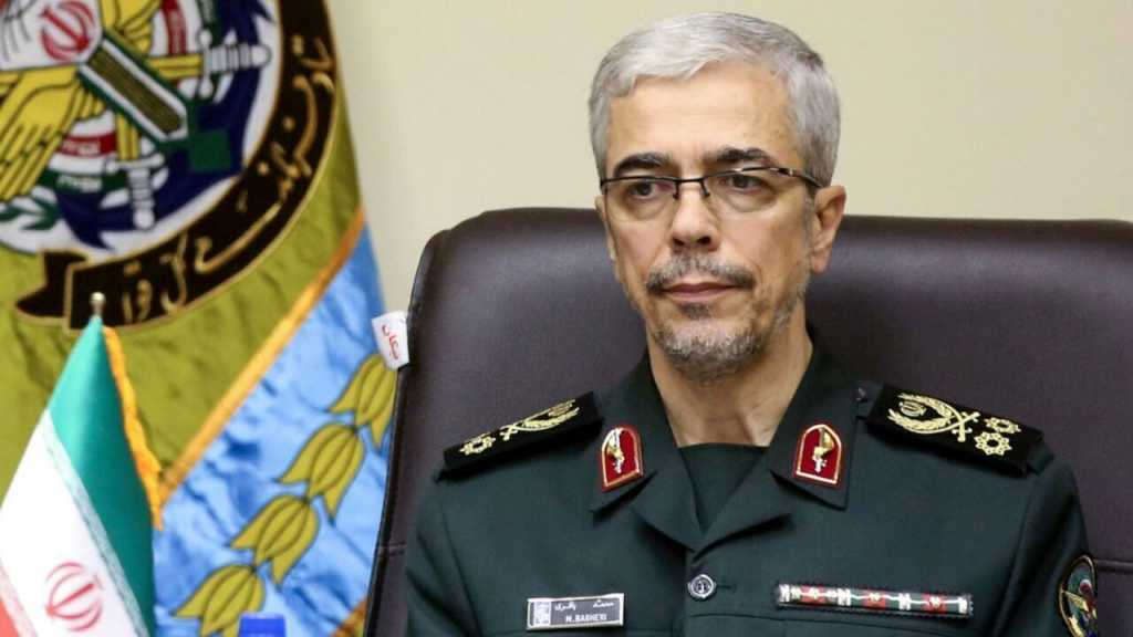 Chief of Staff Highlights Iran's Role in Ensuring Gulf Security