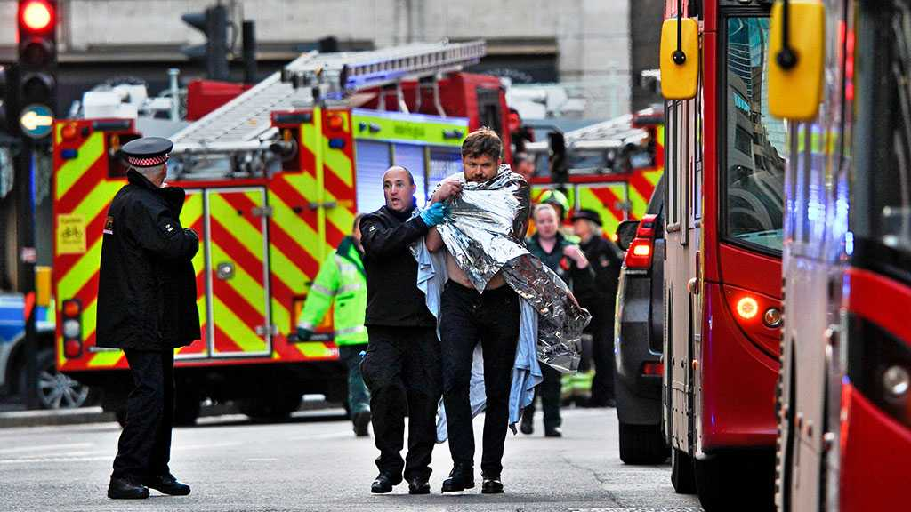 London Bridge Attack: 2 Killed, Suspect Identified & Killed