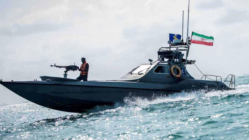 Iranian Navy Unveils New Military Products