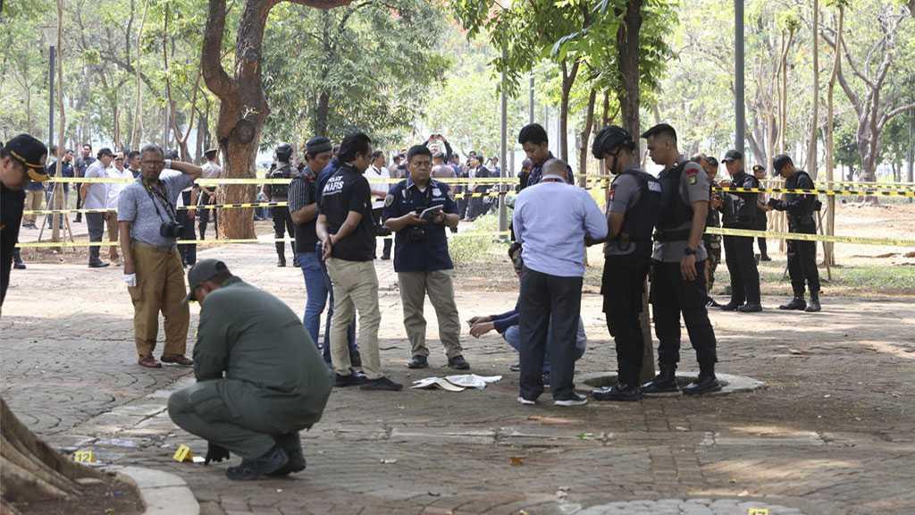 Indonesia Blast: 2 Hurt in Grenade Explosion near Presidential Palace