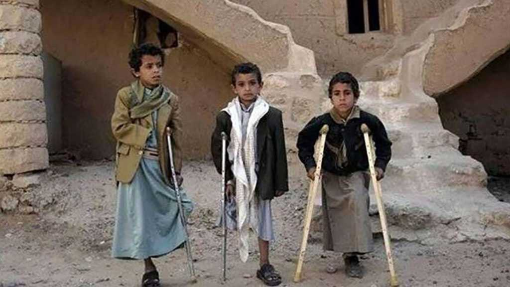 Amnesty: Disabled Yemenis Suffering Most in Saudi-Led War