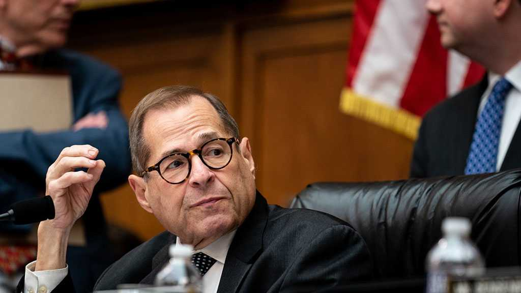 Nadler: Trump's Hiding Something as He Declines to Attend Impeachment Hearing
