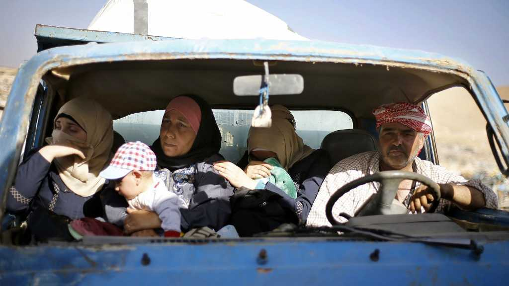 Hundreds of Displaced Syrians Return from Lebanon