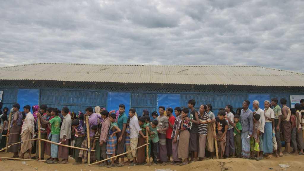 Bangladesh Denying Education to 400k Rohingya Children