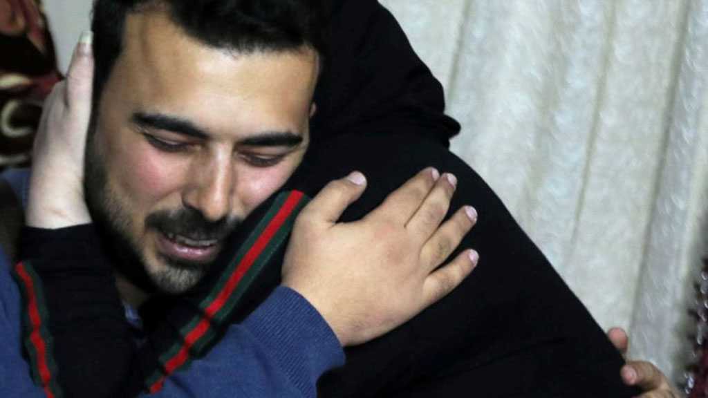 After 20 Years, Palestinian Mother, Son Reunited in Egypt
