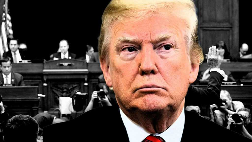 Trump's Mental State Deteriorating Dangerously Due To Impeachment