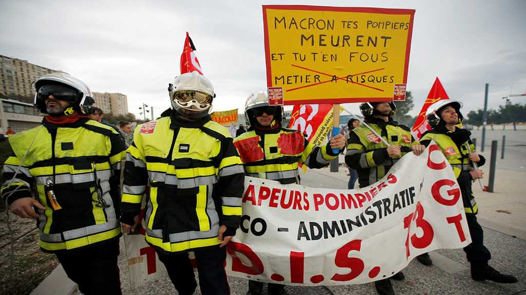 France Braces for More Chaos on Second Day of Strikes over Pensions Reform