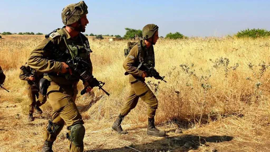 «Israel's» 215th Division Drills for War with Hezbollah