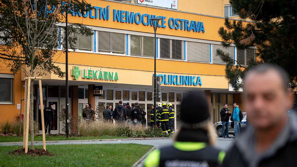 Six Shot Dead in Czech Hospital Attack
