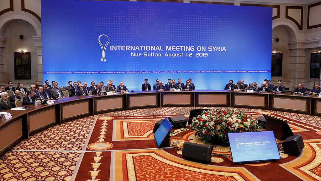 First Day of Astana-14 Talks on Syria Kicks Off With Russia-Iran Meeting