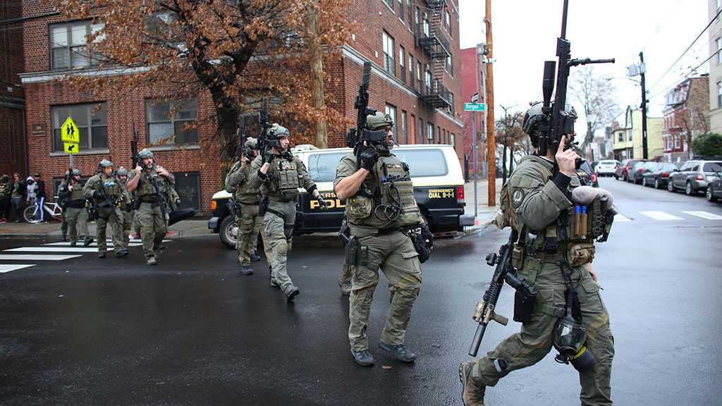 Jersey City Standoff: Police Officer among Six Dead