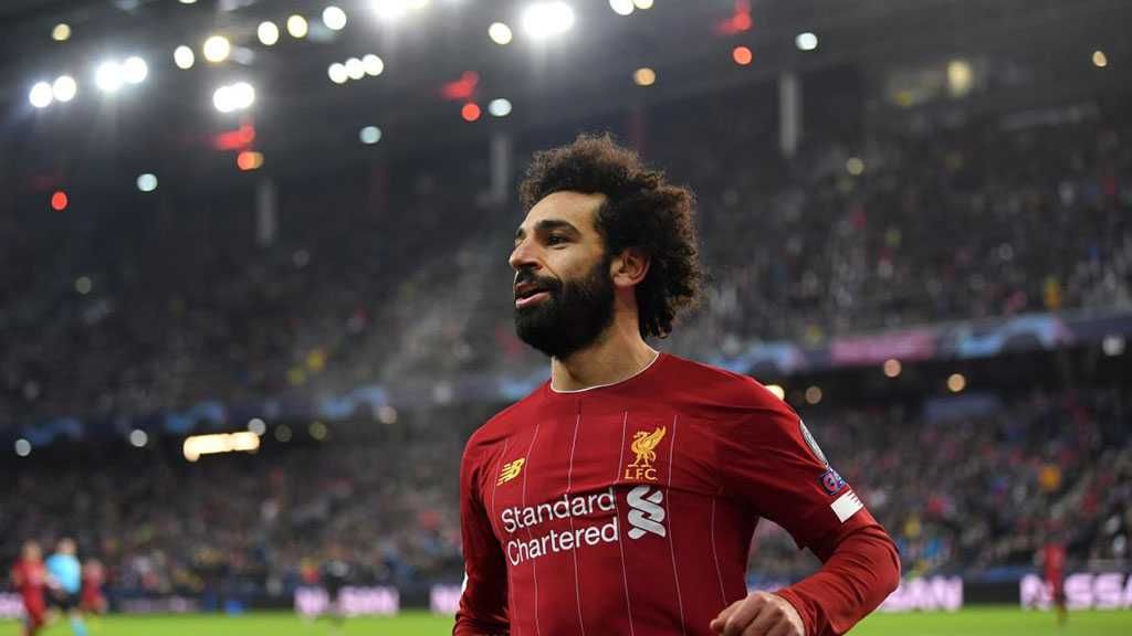 Liverpool's Mohamed Salah Scores 200th Goal from Ridiculous Angle