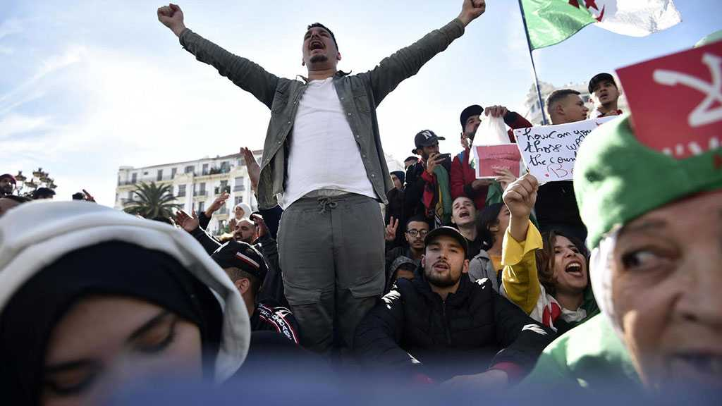 Polls Open in Algeria Vote Bitterly Opposed By Protesters