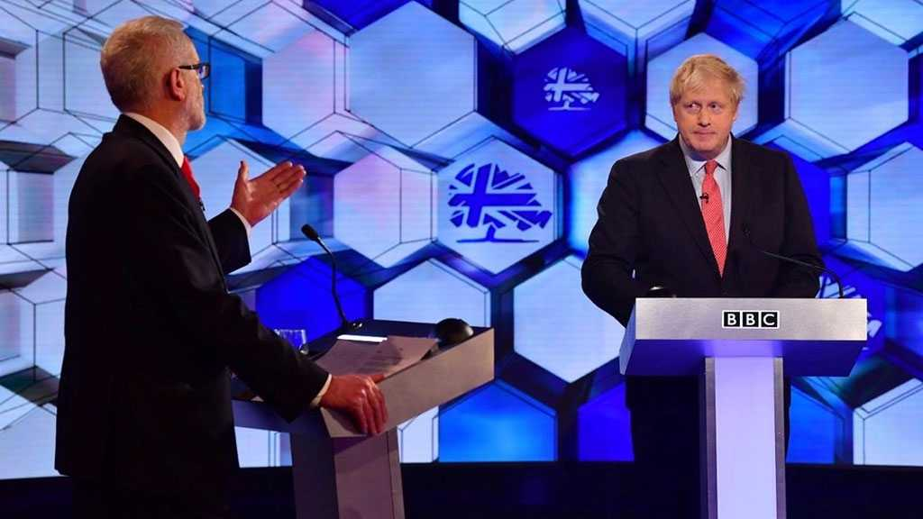 UK's Johnson Heads for Brexit Election Win