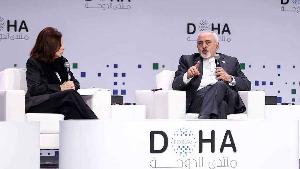 US Presence in Gulf 'Only Led To Disasters' - Zarif