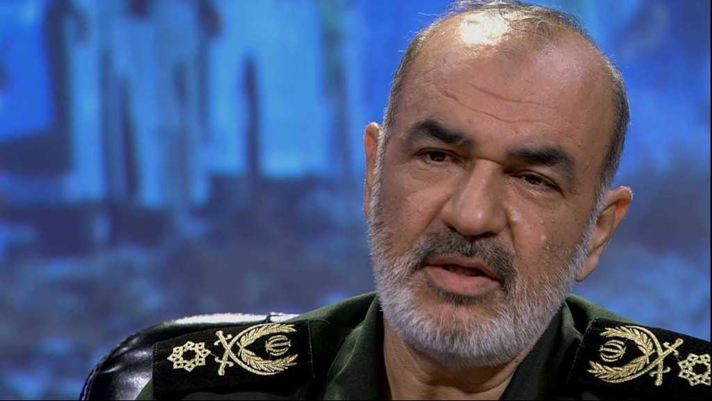 IRGC Chief Vows Iran's Total Independence in All Fields