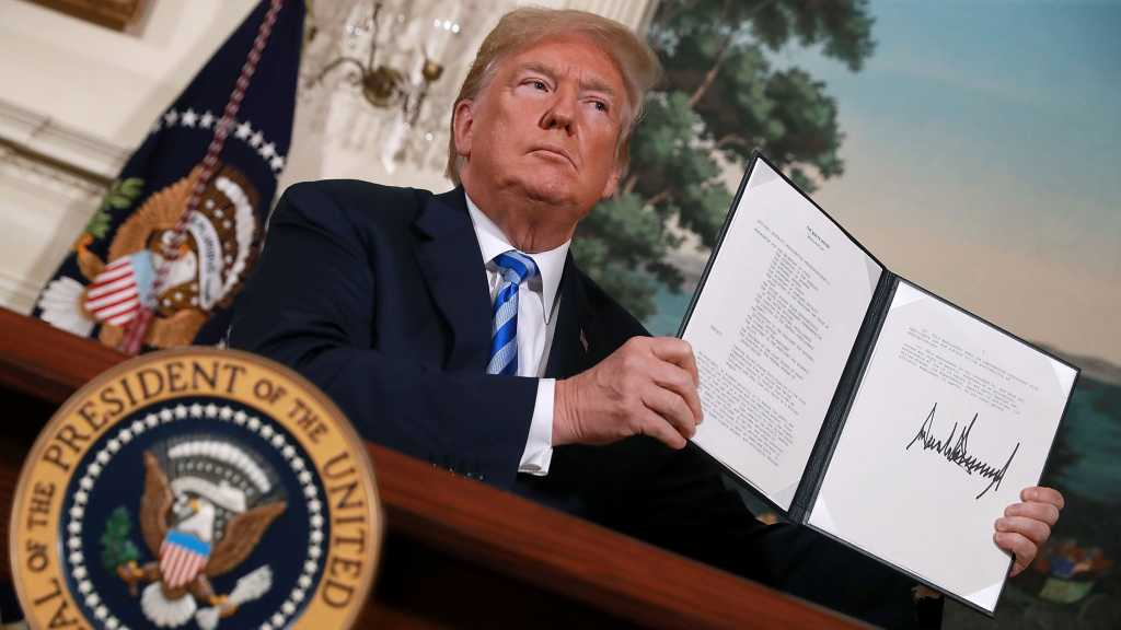 Is Trump Preparing A New Iran Nuclear Deal?