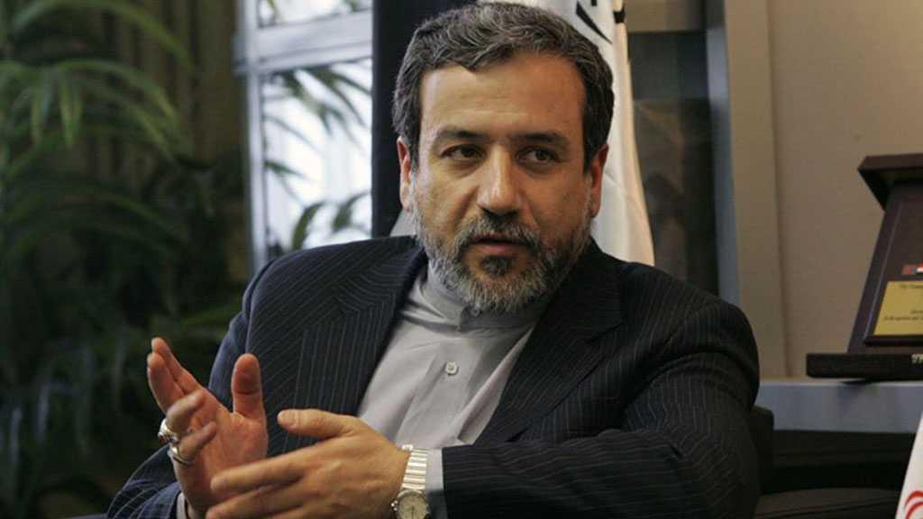 Araqchi: No Plan for US Talks during Rouhani's Japan Visit