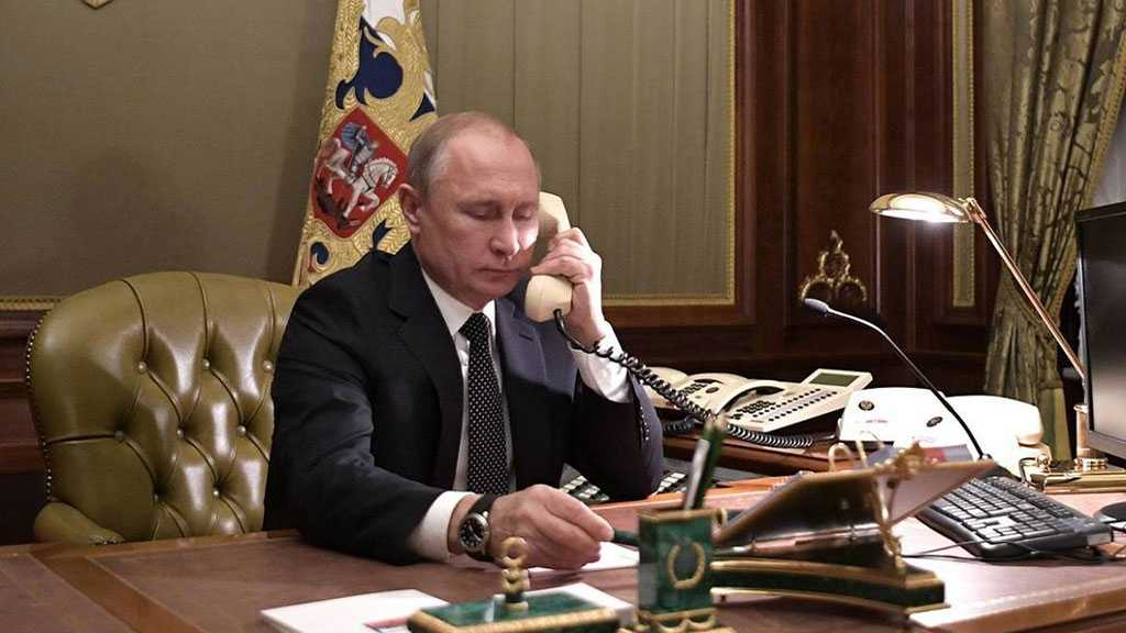 Putin, Macron Phone Call Stresses Importance of Coordination, Fighting Terrorism