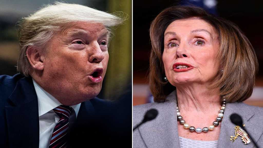 On Eve of Impeachment, Trump Writes to Pelosi on the 'Sham, Witch Hunt'