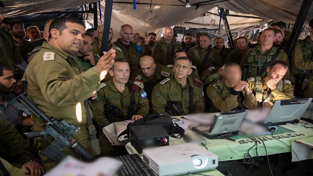 'Israeli' Military Completes Drill Simulating 'Attack' from North