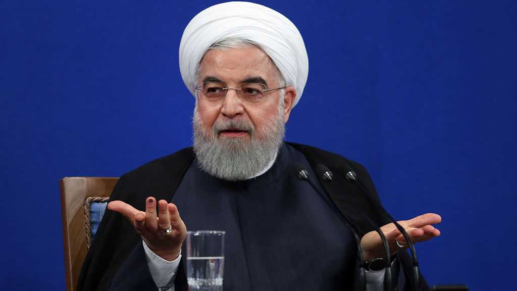 Rouhani: Muslim World Must Devise Mechanisms to Fight US Economic Terror