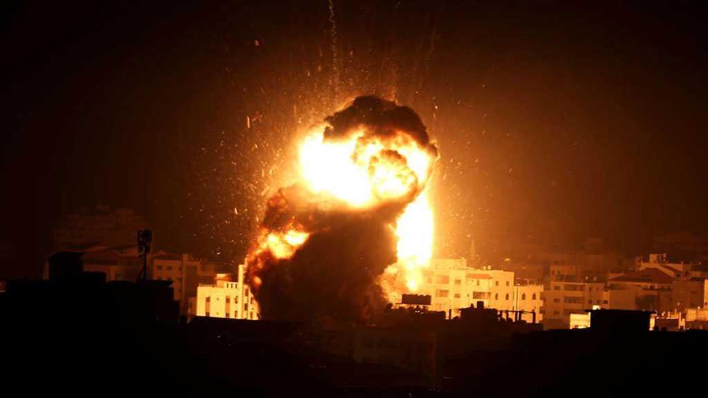 «Israel» Strikes Palestinian Resistance Site in Gaza