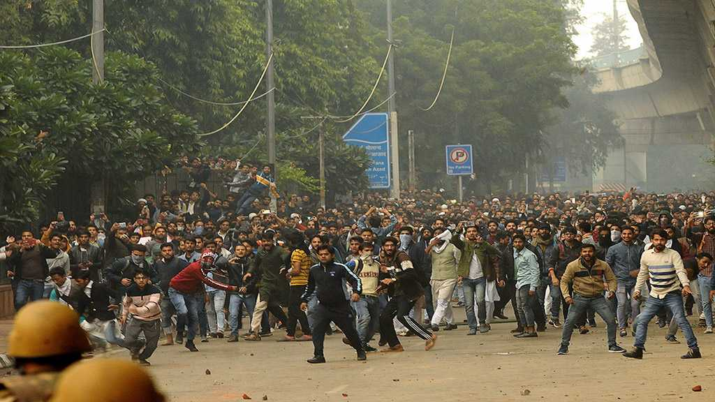 India Protests: 15 People Killed in Anti-citizenship Law Rallies