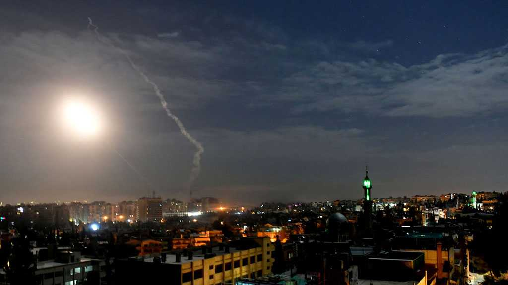 Syrian Air Defenses Repel 'Israeli' Attack near Capital