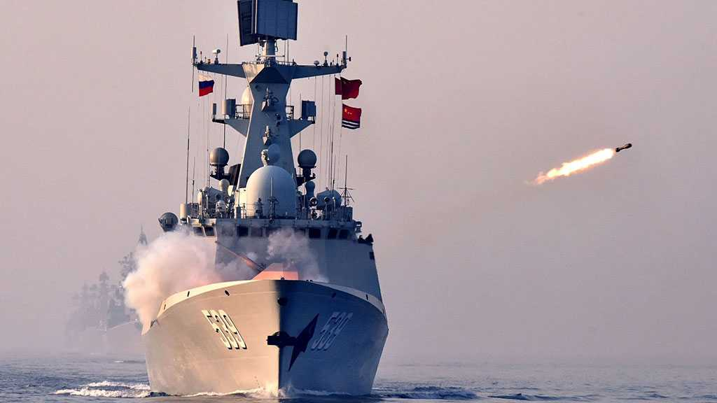 Iran, Russia, China Set to Hold Joint Naval Drills