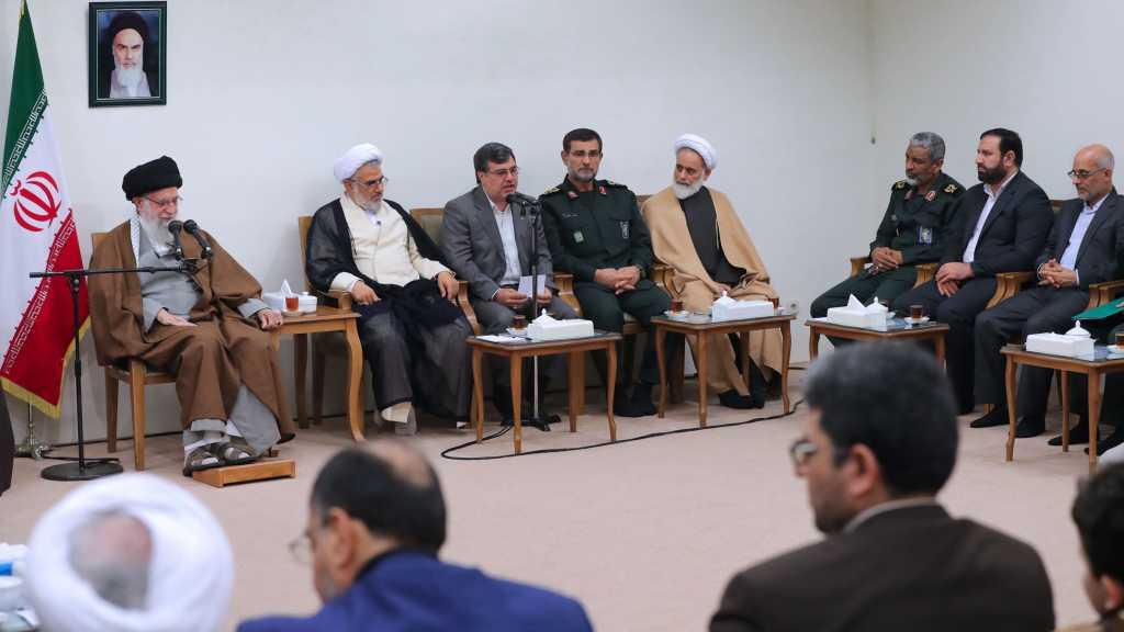 Imam Khamenei Warns of Plot to Consign Revolution Symbols to Oblivion