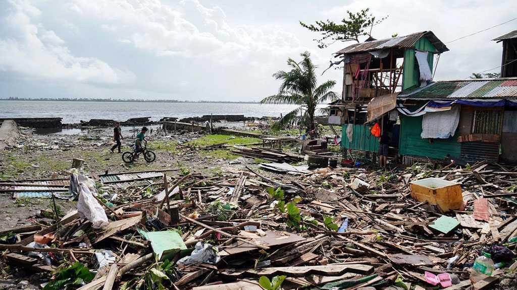 Typhoon Phanfone: Philippines Death Toll Reaches 28