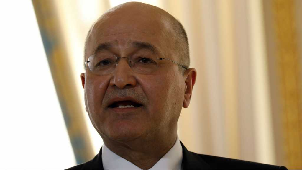 Iraqi President Rejects Nominee for PM, Submits Resignation