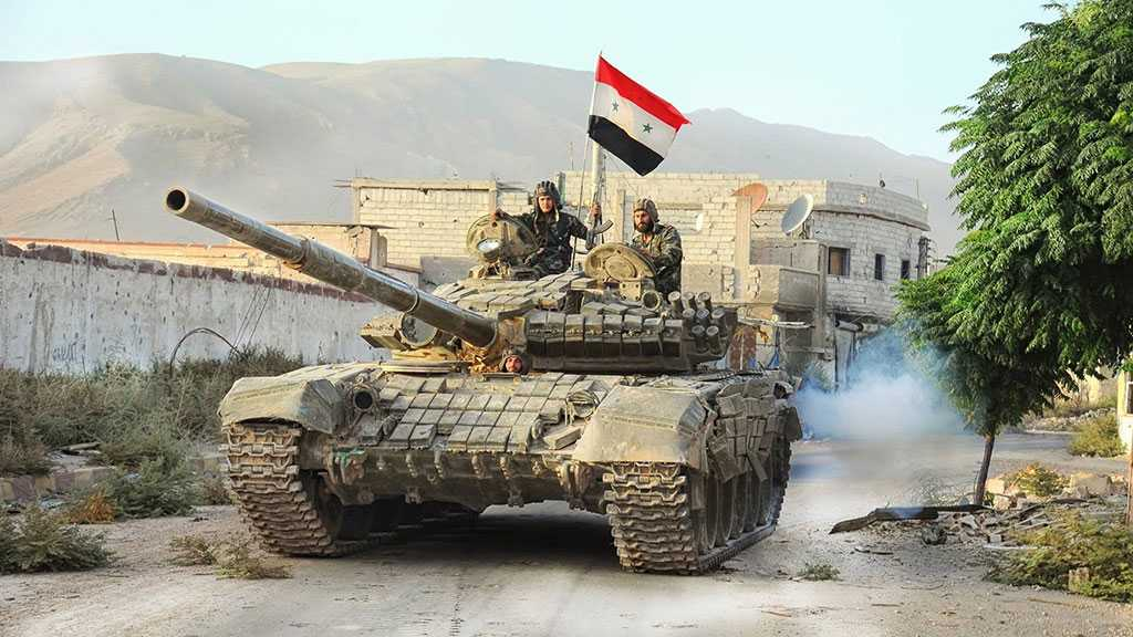 Syrian Army Clashes with Terrorists in Idlib Countryside, Liberates Several Villages