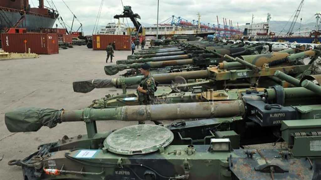 Lebanese Army Receives Damaged Missiles, Most Probably Belonging to 1982!