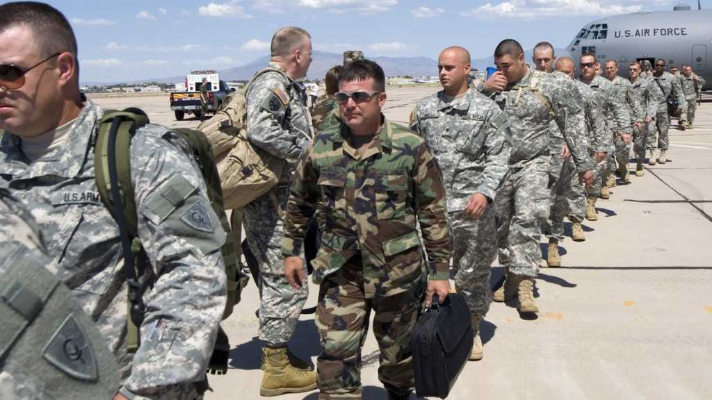 Pentagon Orders 4,000 American Occupation Troops to Deploy In Middle East amid Iraq Unrest