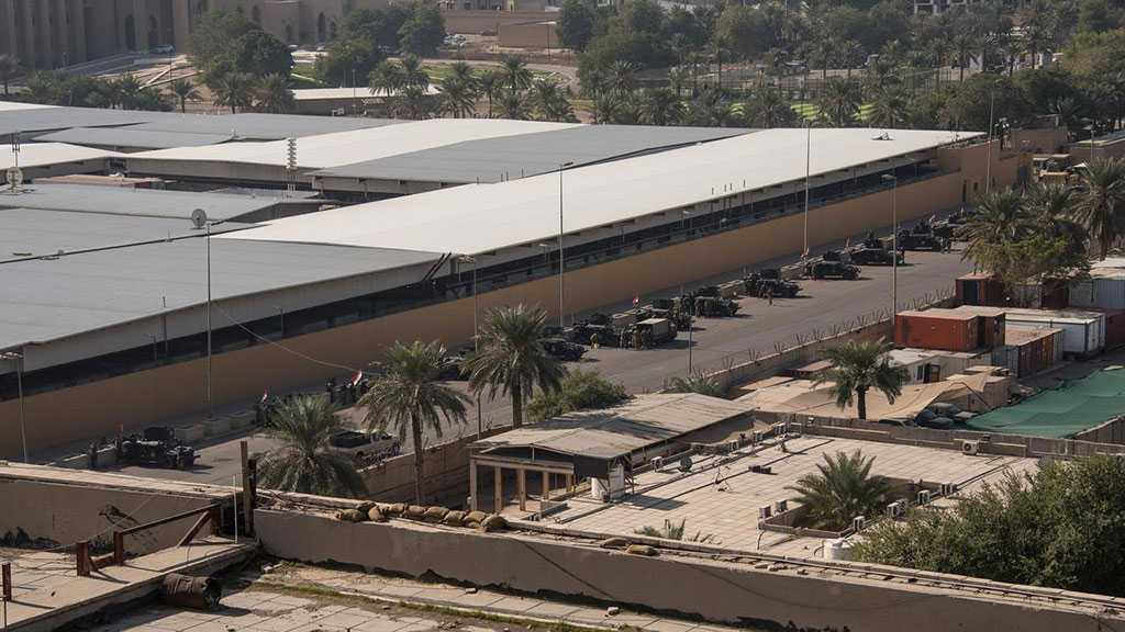 US Embassy in Baghdad Suspends Consular Ops.