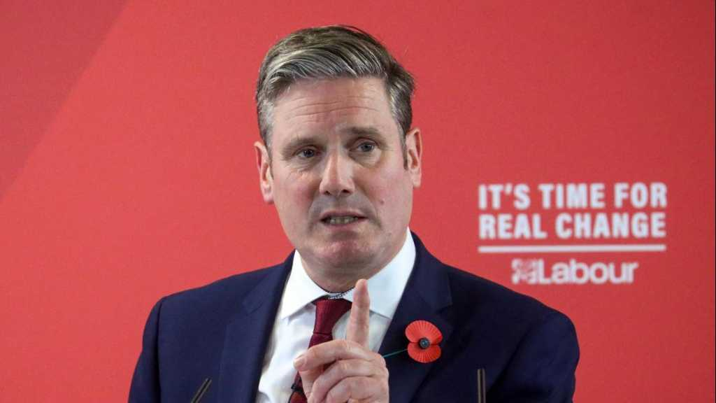 Poll: UK Labor Party Brexit Spox Starmer Ahead in Leadership Race