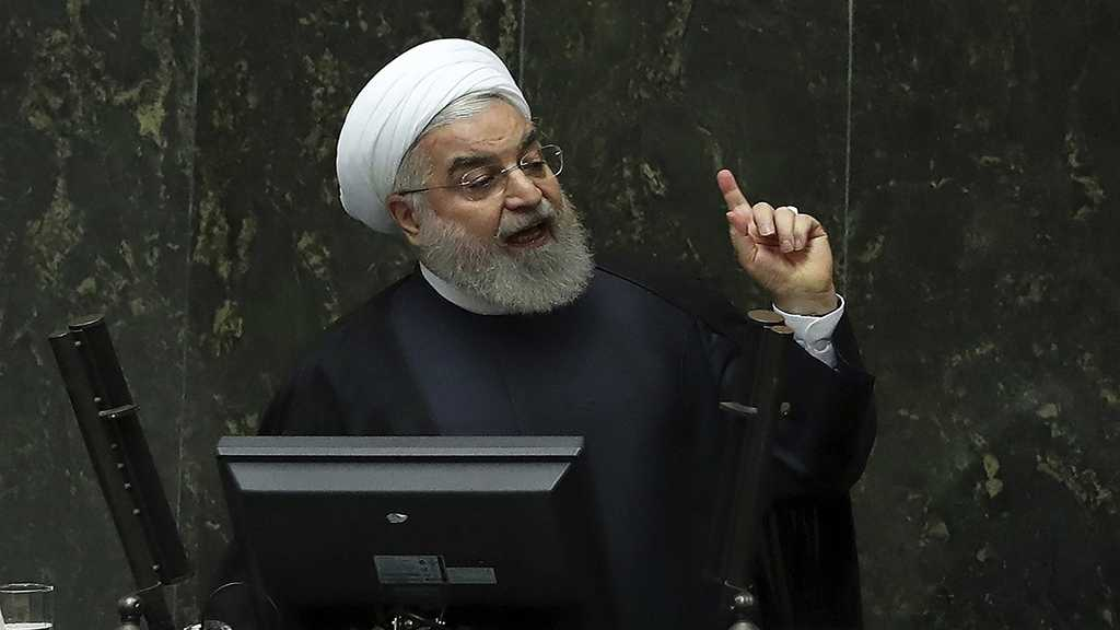 Rouhani: Soleimani's Martyrdom New Sign of US Frustration, Weakness in the Region