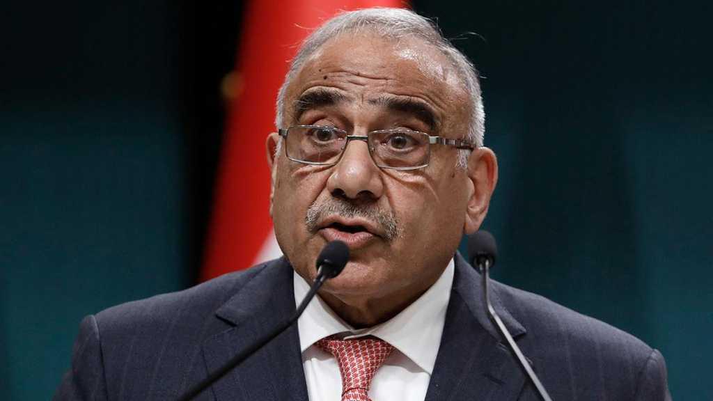 Iraqi PM Warns of Devastating War in the Region after US Assassination of Iranian Commander