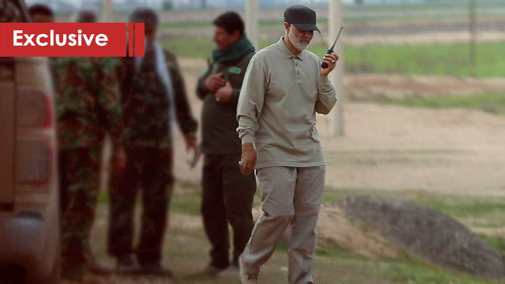 A Week in the Company of Major General Qassem Soleimani on the Frontline