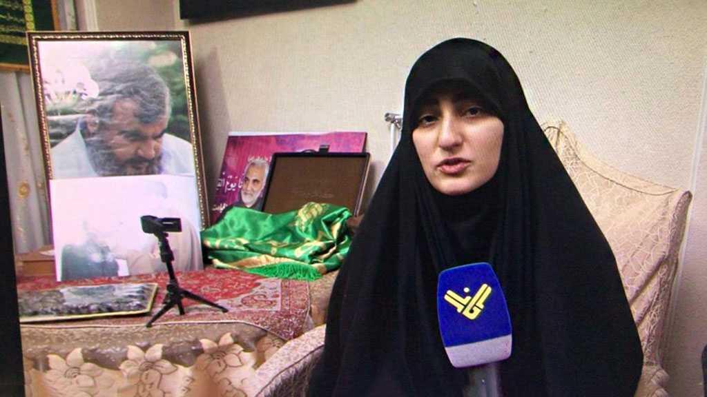 Zeinab Soleimani Is Her Father's Daughter: An Unbreakable Morale