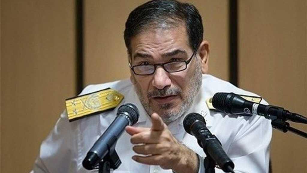 Iran's Shamkhani: Of 13 Hard Revenge Scenarios, the Weakest Will Be a US Nightmare