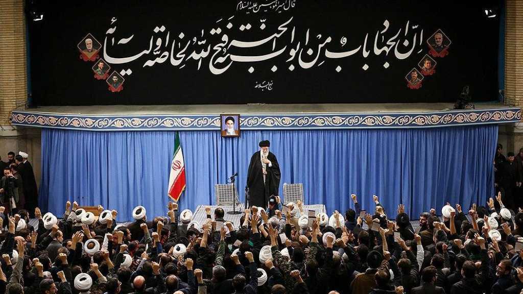 Imam Khamenei: Iran's Retaliation Only A Slap, US Must Leave Our Region