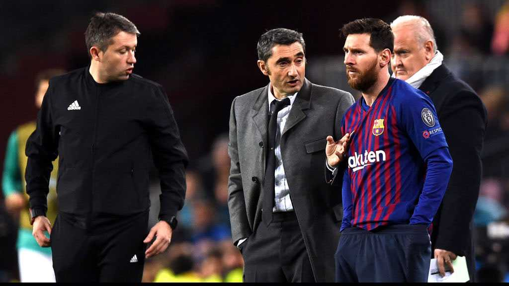 Barcelona's Valverde: Supercopa in Saudi Arabia Because of Money