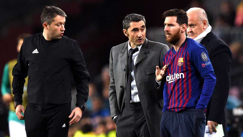Barcelona's Valverde: Supercopa in Saudi Arabia Because of Money
