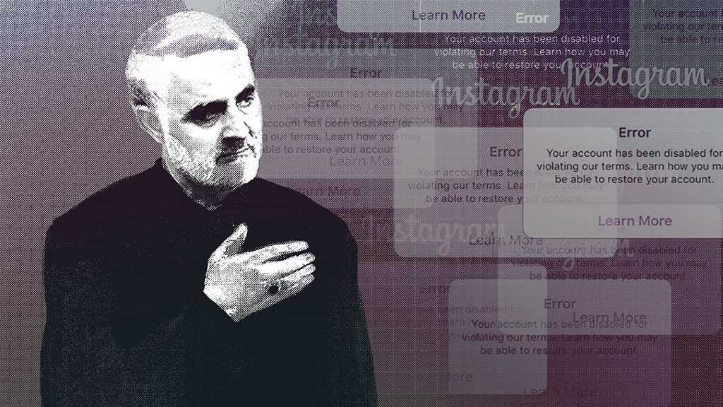 Instagram Is Taking Down Posts Supporting Lt. Qassem Soleimani