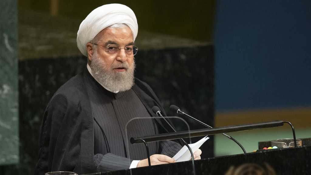 Rouhani Warns US, Europe Not To Take 'Wrong Step' Regarding JCPOA